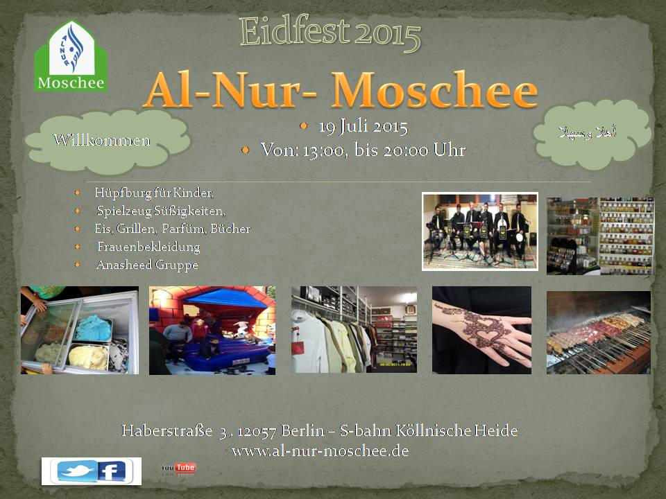 eidfestfeter 2014